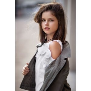 girl niña peluquería