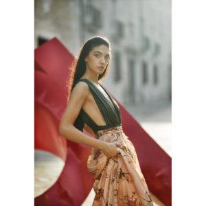 vestido diseñador