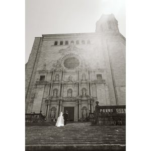 boda Girona, foto iglesia