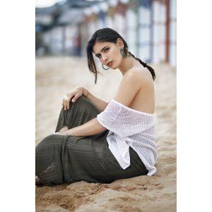 Playa modelo chica